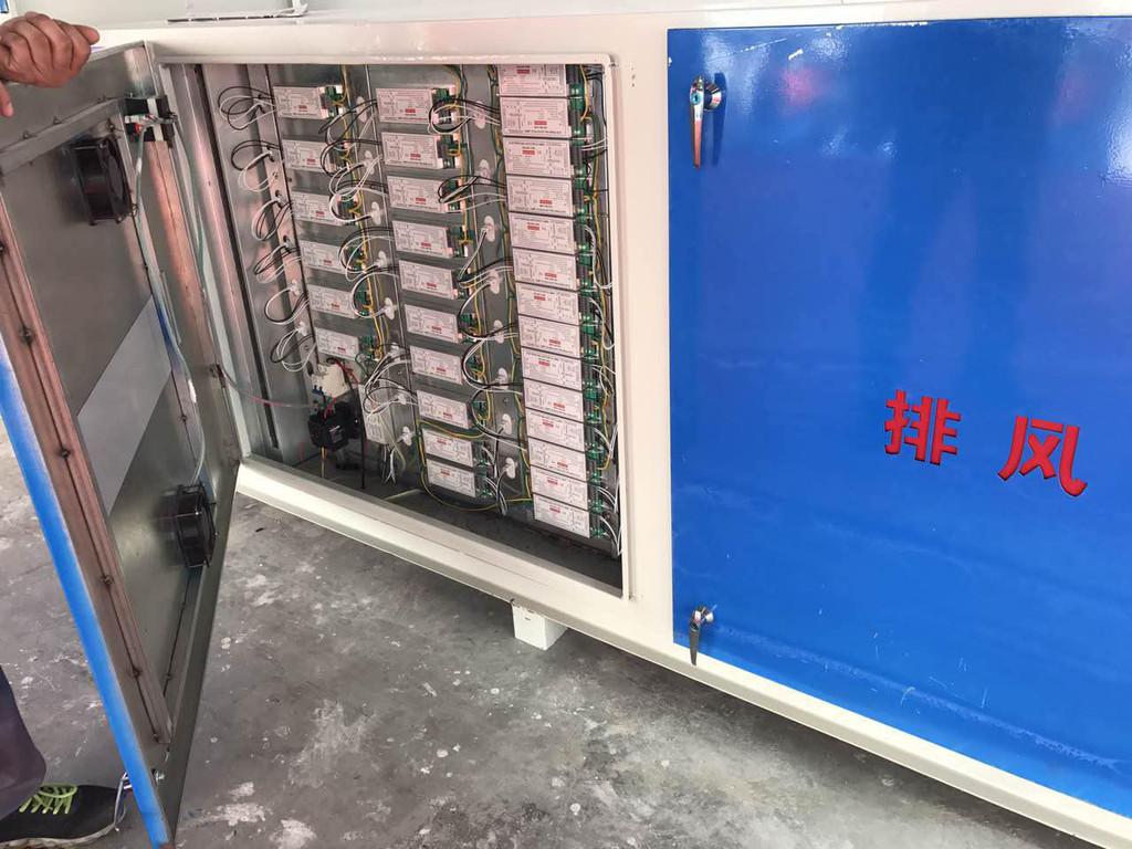 宝聚环保供应 光氧废气_处理设备低温等离子净化器适用哪些行业