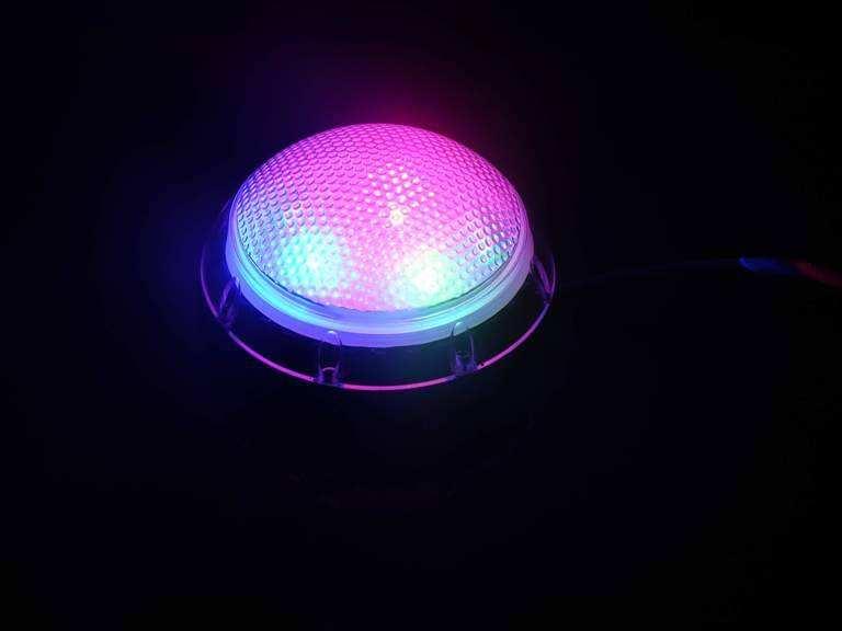 LED点光源_户外景观照_明产品