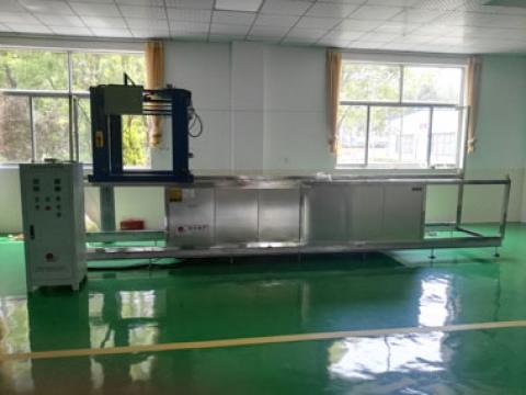 亳州喷淋清洗机报价 清洗设备 精工打造 质量有保证