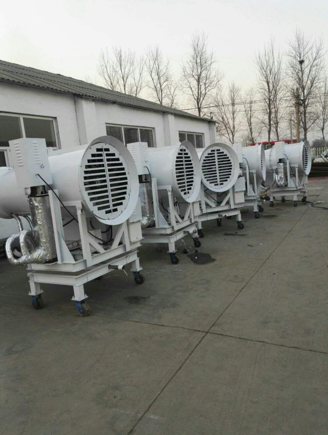 钢铁厂雾炮机 济南钢铁厂雾炮机设备 厂家直销一台也是批发价