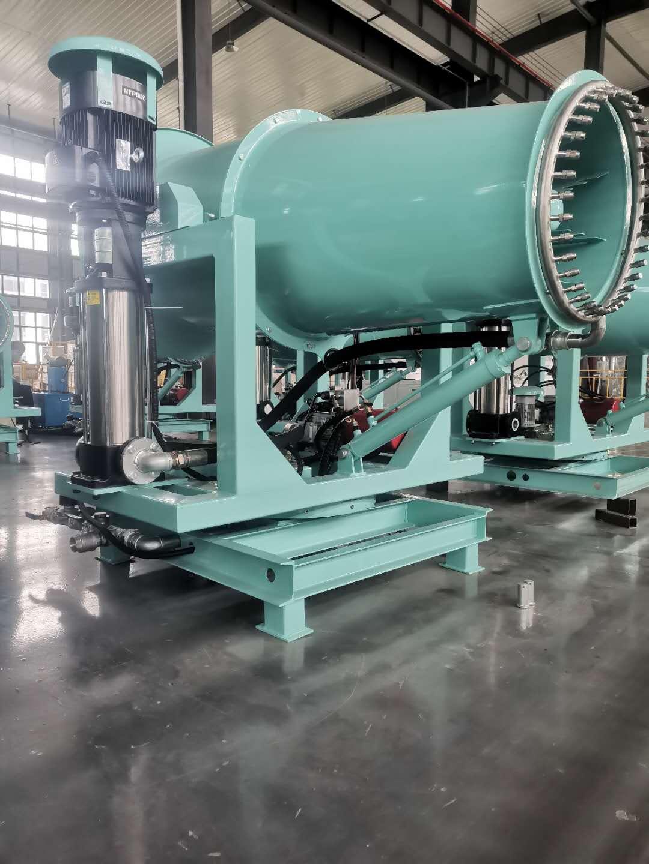 雾炮机 南京煤矿厂雾炮机厂家 效率高_耐用喷雾