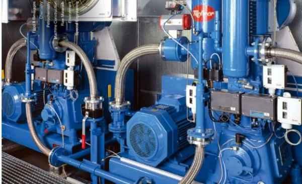 浙江米勒无油高压空压机|米勒无油高压空压机厂家销售