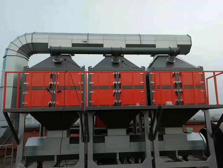 六安小型催化燃烧设备 催化燃烧环保设备厂家 产品种类全