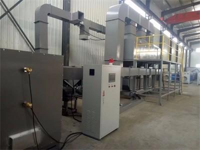 催化燃烧脱附装置 电催化燃烧 废气净化源头厂家